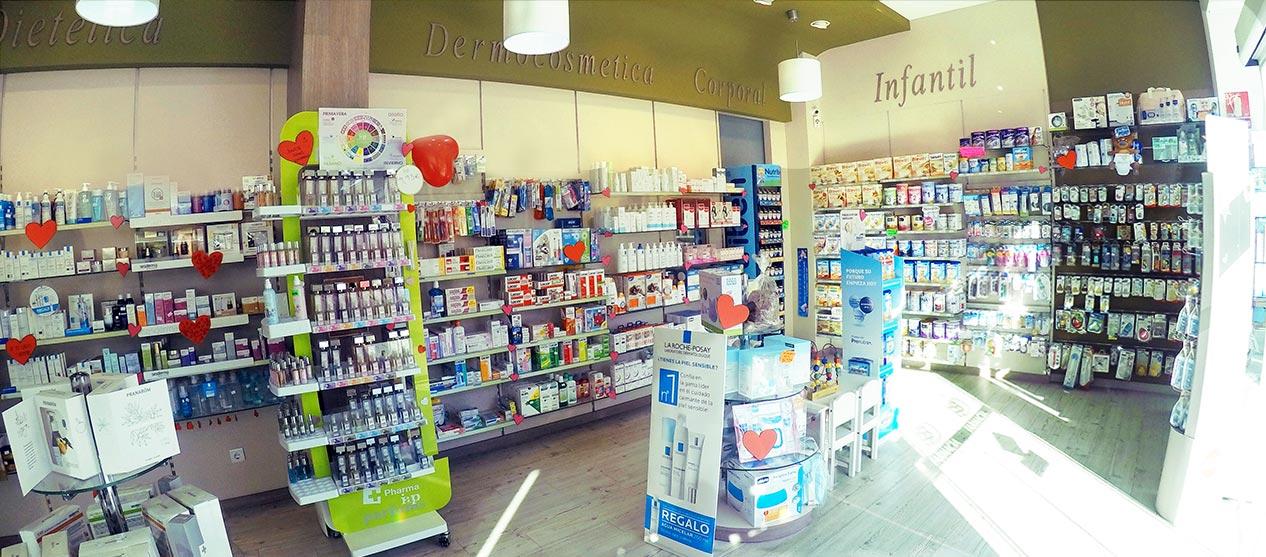 Farmacia Dalí - Interior