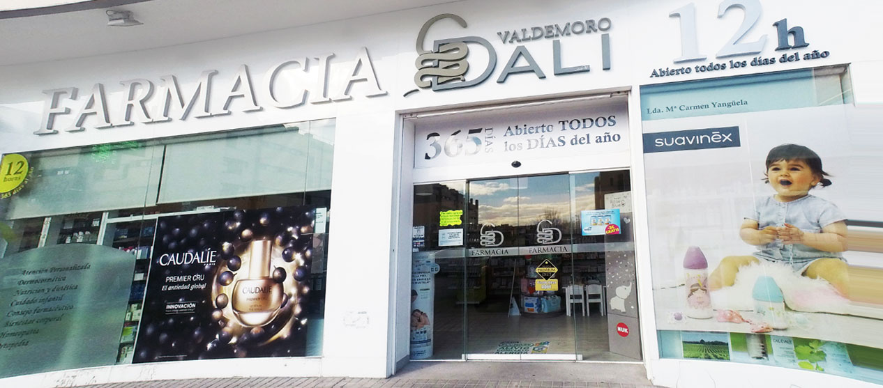Farmacia Dalí - Exterior