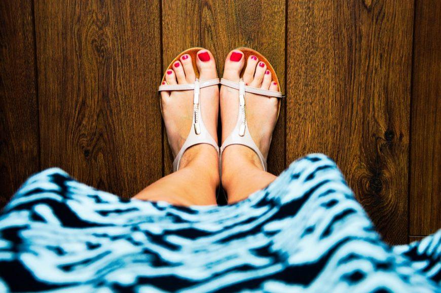 Consejos para tener listos tus pies este verano