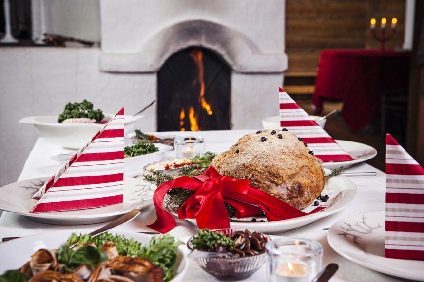 Evita la acidez de estómago en Navidad