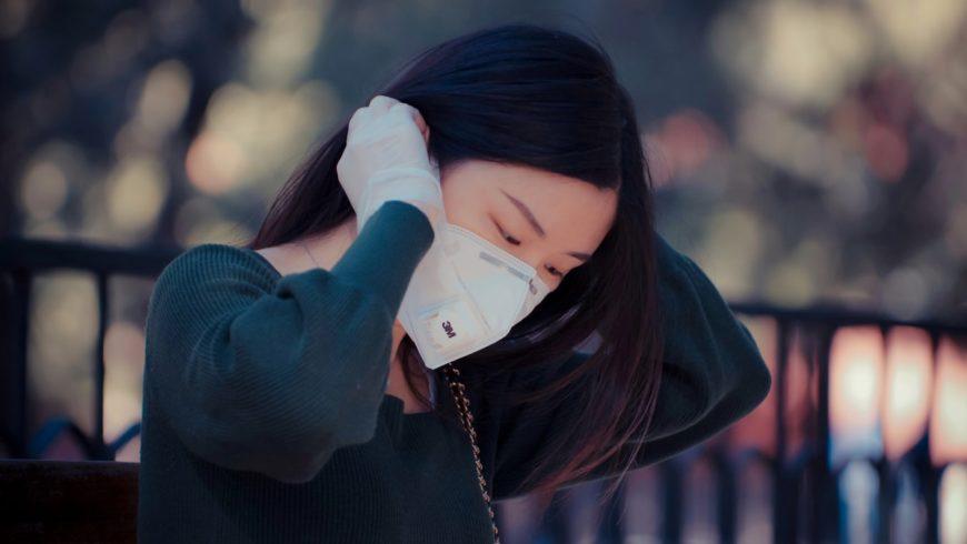 Irritación por el uso de las mascarillas