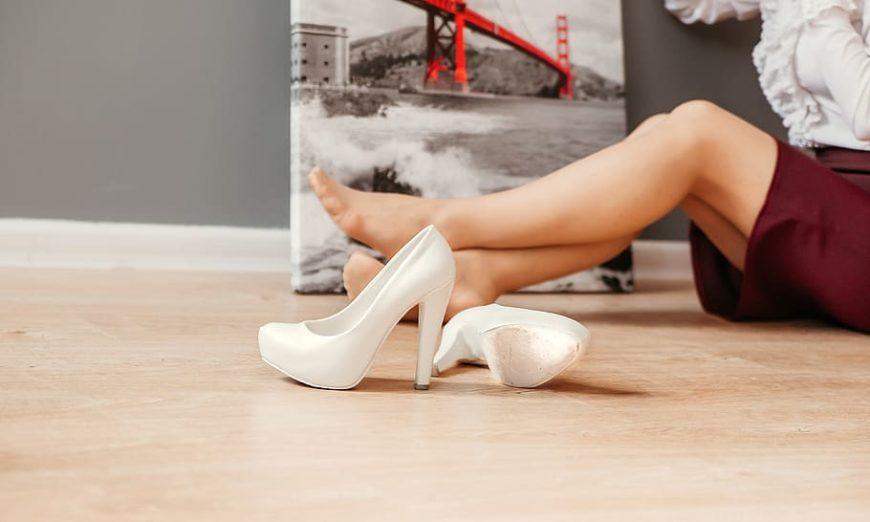 Alivia la sensación de piernas cansadas