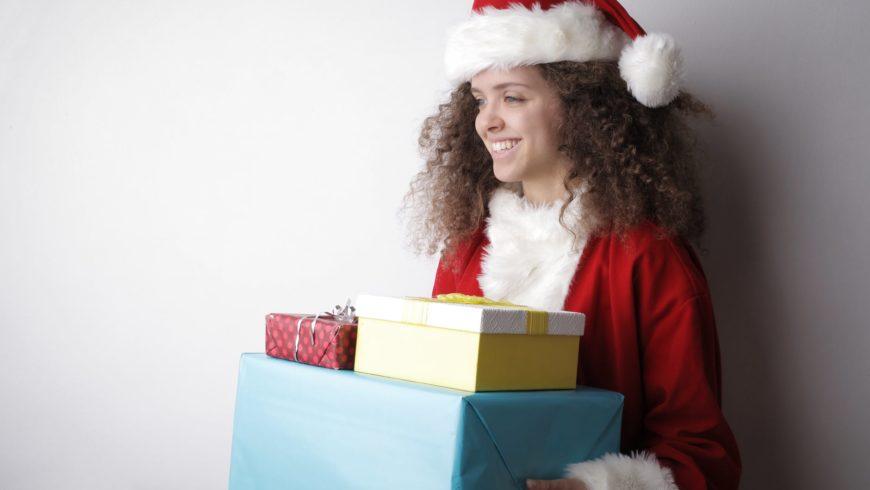 Especial regalos de Navidad para mujer