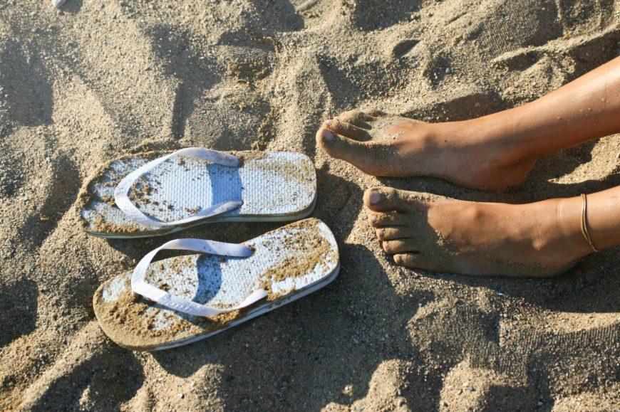 Prevención de los hongos en los pies