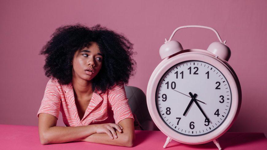 ¿Cómo minimizar el efecto del cambio de hora?